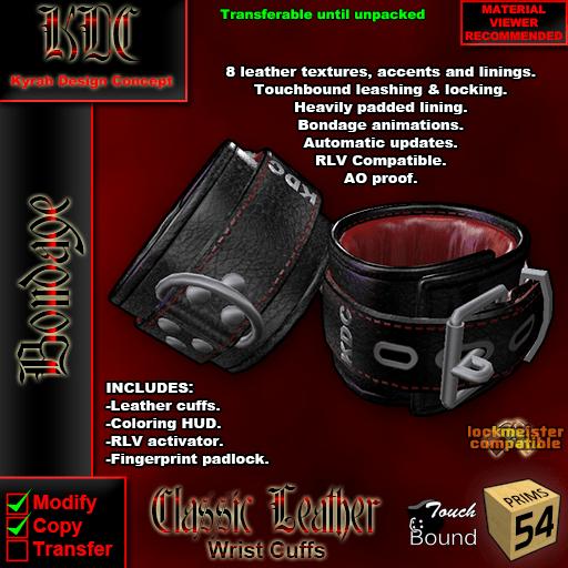 Classicleathercuffs