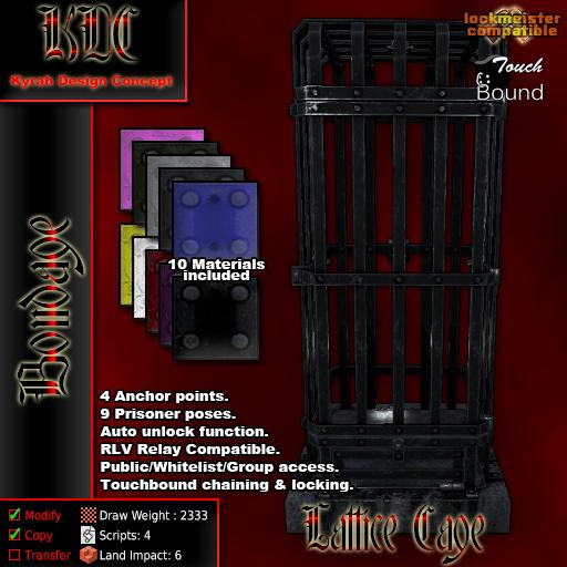 Lattice Cage