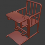 random ideas - interrogation chair?