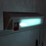 cell lamp switch down