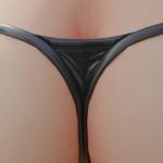 micro-bikini update - rear