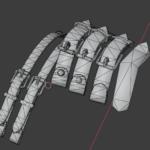 in-progress LOD modeling